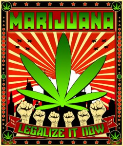 Marijuana Marihuana Legalize It Legalisieren