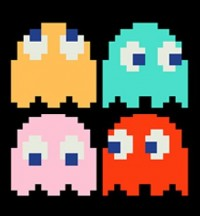 pacman-ghosts