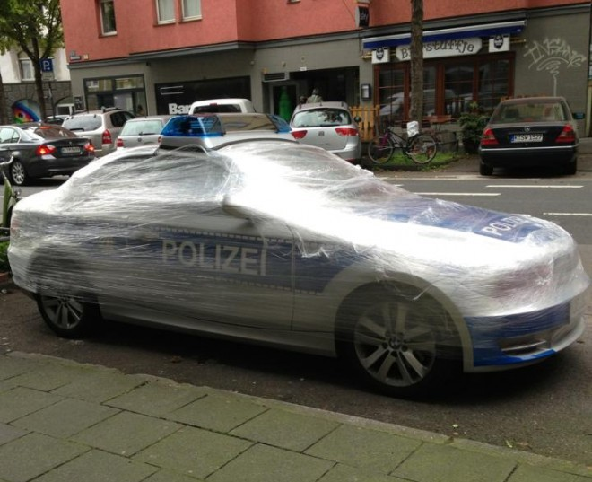 SPY-polizeiwickel