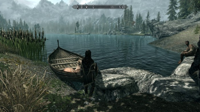 skyrim-am-see