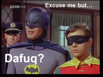 batman dafuq