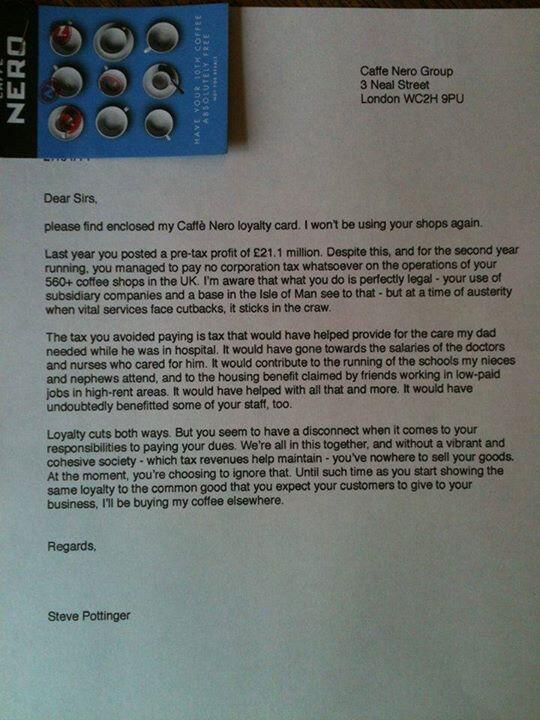 letter-to-caffe-nero-group