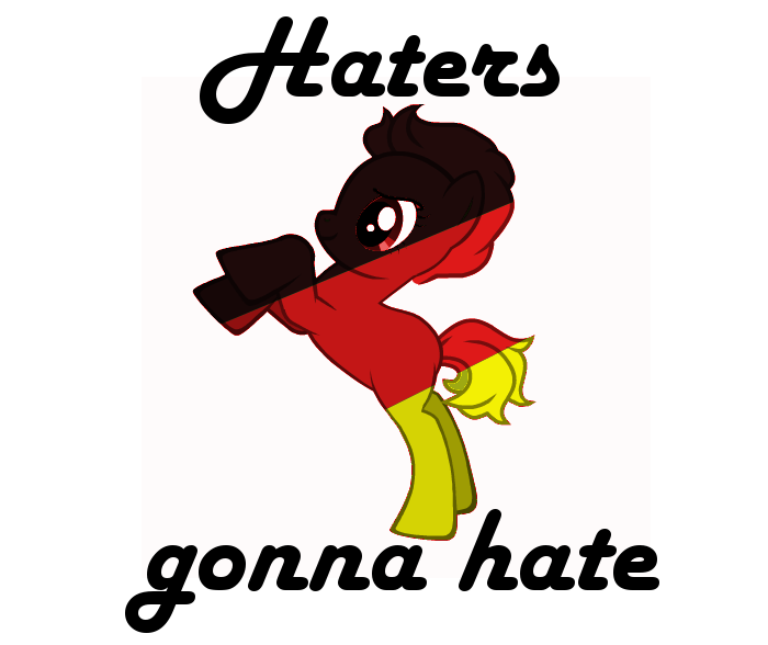 germany-pony-haters-gonna-hate