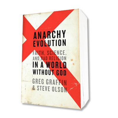 Greg Graffin ans Steve Olson | Anarchy Evolution | Faith, Science and Bad religion in a world without god