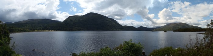 Lake Rossmore Panorama 2