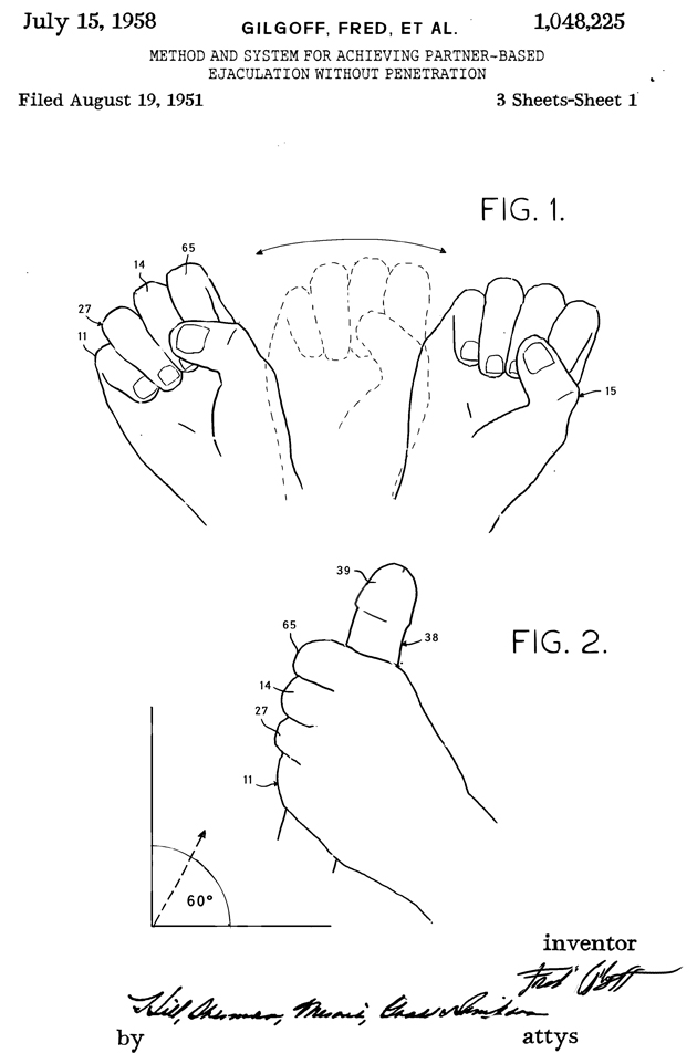 Method and sysstem for achieving partner-based ejaculation without penetration
