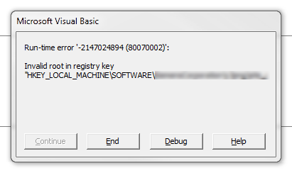 invalid-root-in-registry-key