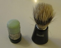shaving-brush-and-stick-soap_CC-BY-NC_theophile-escargot