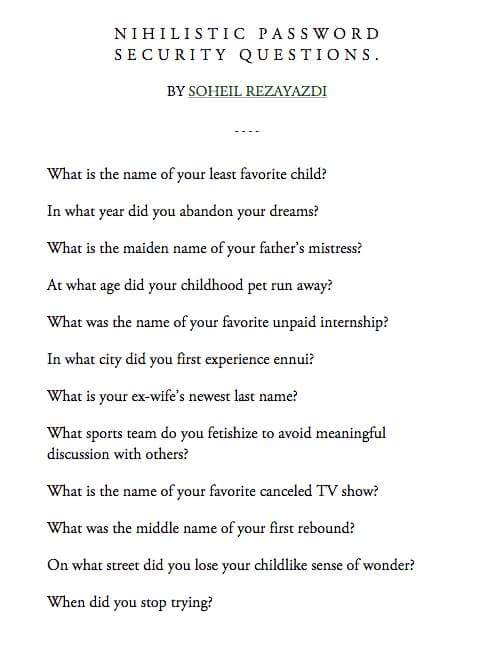 nihilistic-password-security-questions