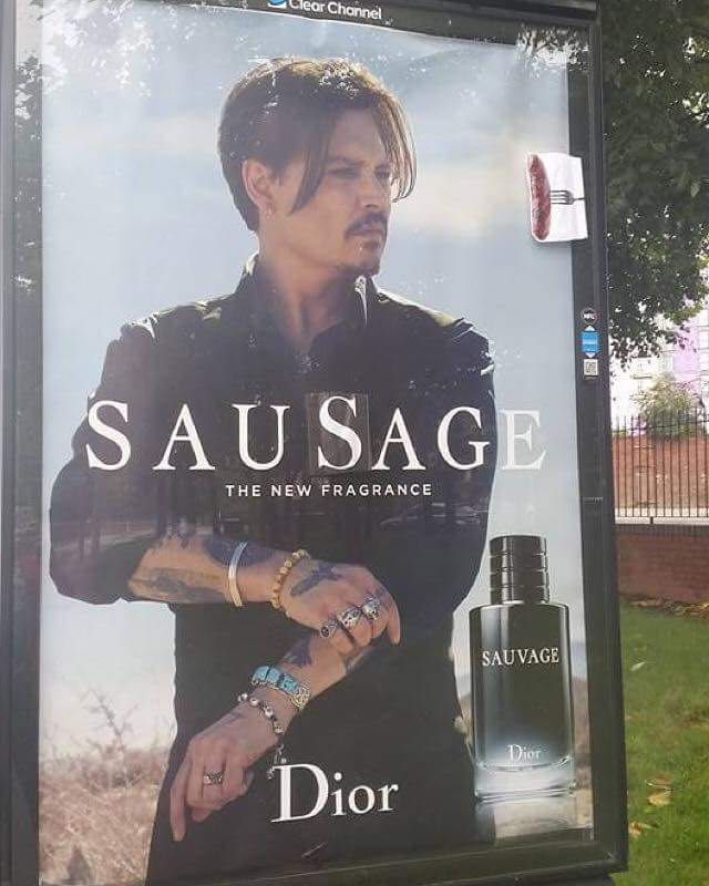 sausage-by-dior