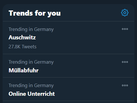 trends for you: auschwitz müllabfuhr online unterricht